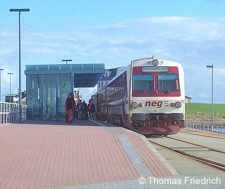 NEG am Dagebüll-Hafen 26.Oktober 2006
