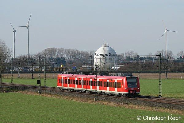 Noch zählen die ET 425 zum gewohnten Bild auf der Hellweg-Bahn in NRW. Ab Dezember diesen Jahres ist hier die Eurobahn unterwegs.