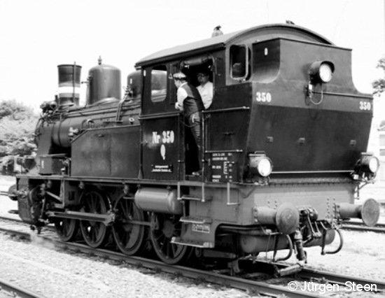 Auf den Bild ist Karoline von den Eisenbahnfreunden Gesthacht zu sehen.Aufgenomen in Bad Bramstedt während der Sonderfahrt von Kaltenkirchen nach Bad Bramstedt.